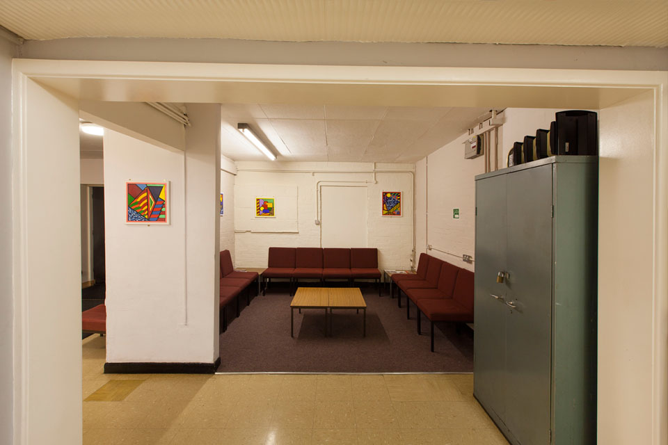 hall hire in hertfordshire-Photograph of Maxwell Facilities Break Out Area