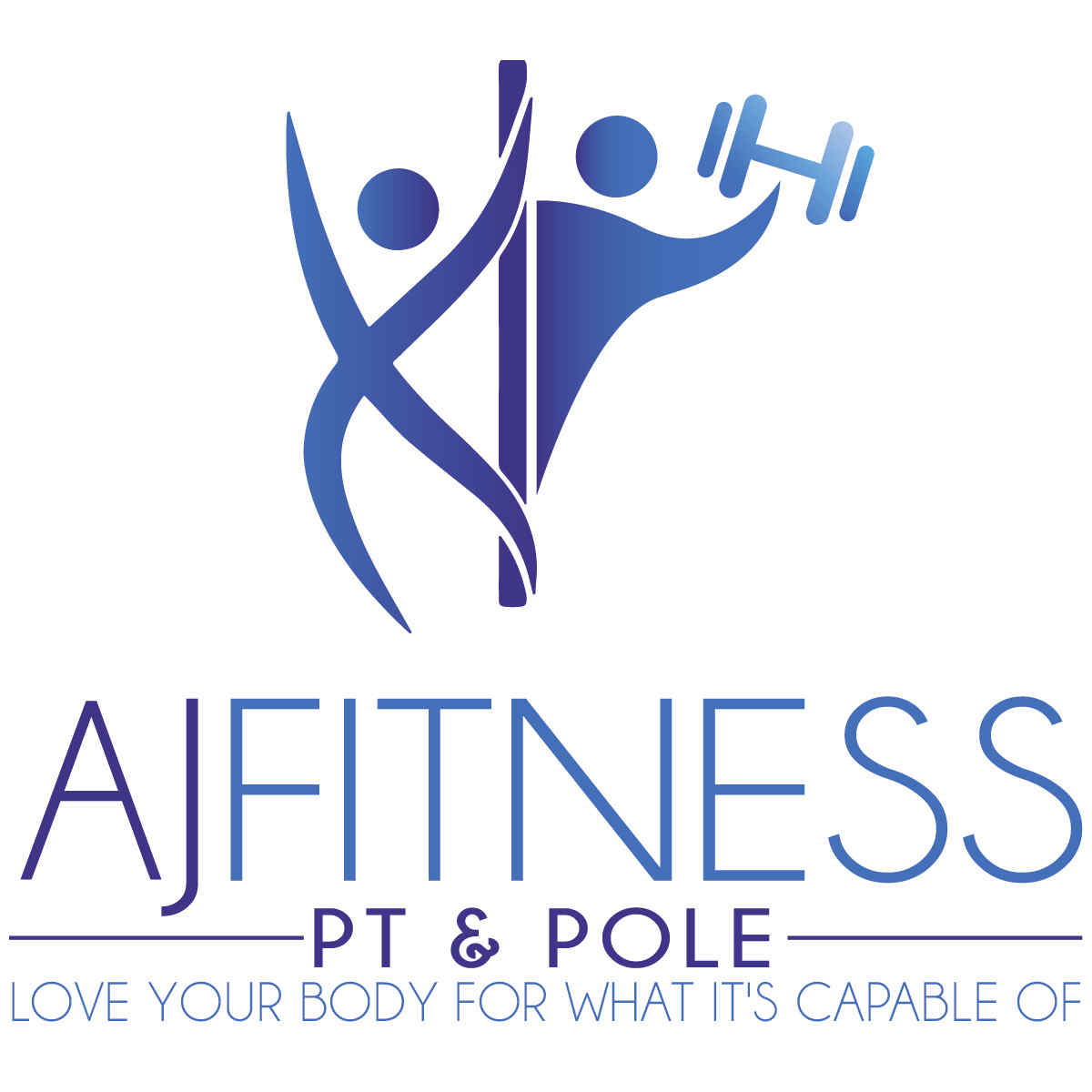 Events-in-Hertfordshire-AJ Fitness Logo